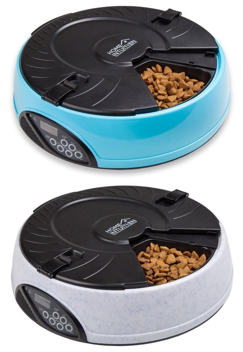 Home Intuition Automatic Pet Feeder-5